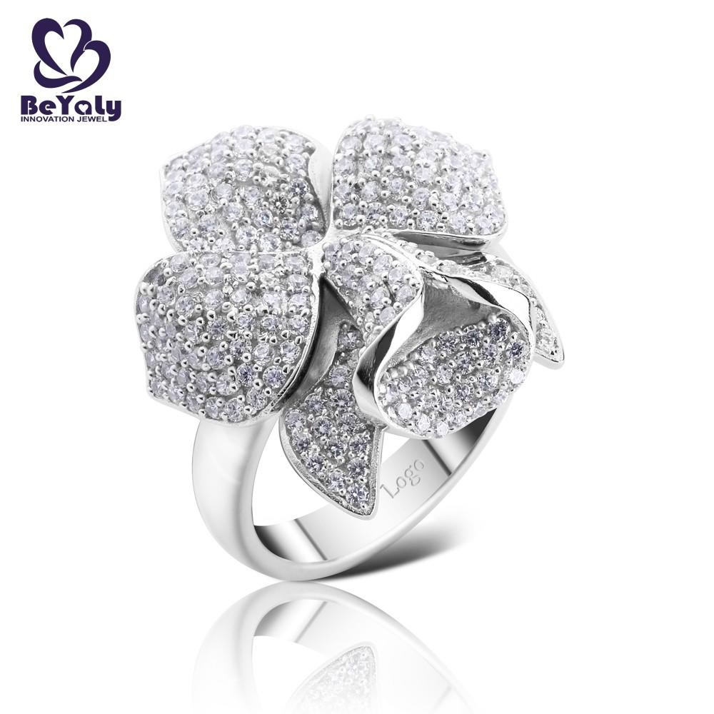 edge platinum diamond rings promotion for daily life BEYALY-1