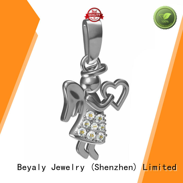 BEYALY Custom gold graduation charms for bracelets manufacturers for ladies