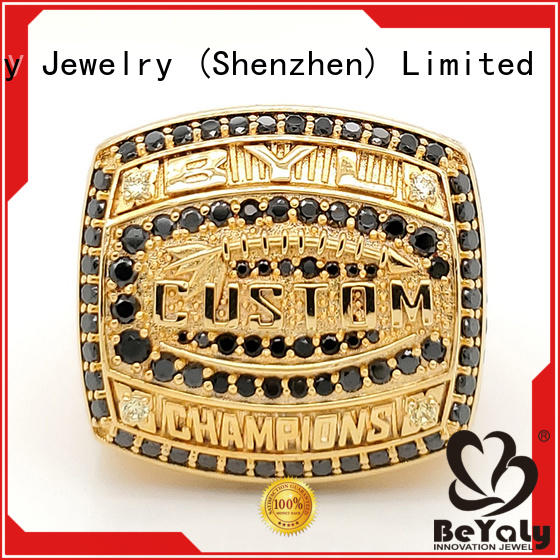 BEYALY Custom national championship rings company for athlete