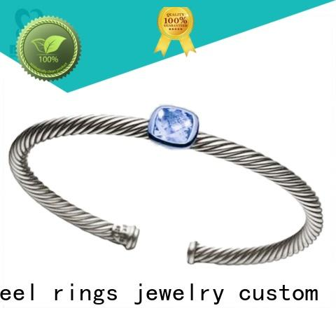 BEYALY fashion silver cuff bracelet inquire now for advertising promotion