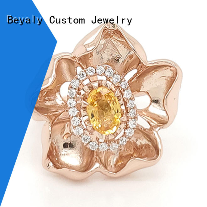 BEYALY tyre top 10 best engagement rings Supply for women