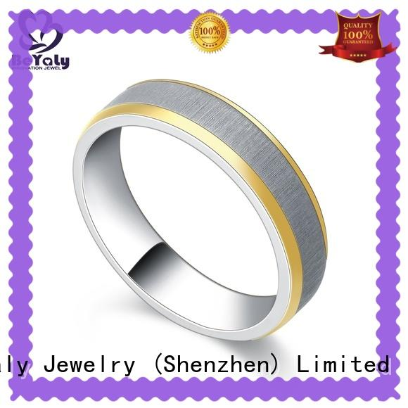 BEYALY cubic top 10 best engagement rings Supply for men