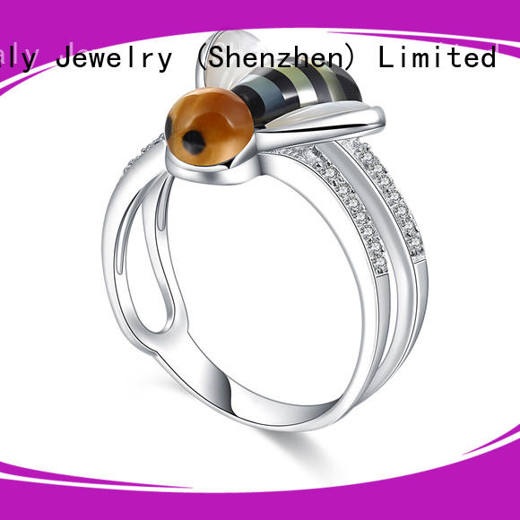 Custom popular solitaire engagement rings gold company for men