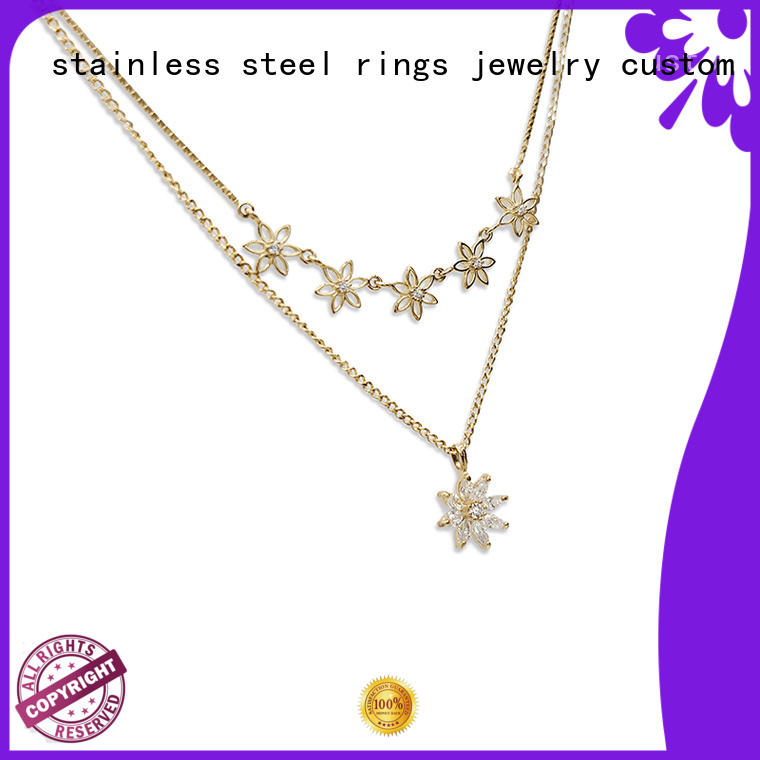 Latest initial jewelry pendants manufacturers for women