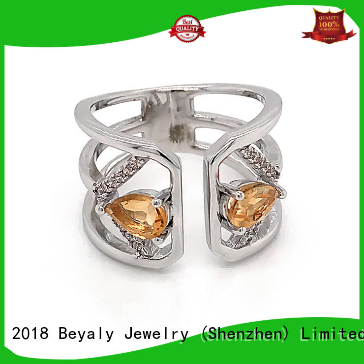 BEYALY design jewelry stones sets for women