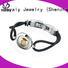 BEYALY Custom silver hoop bracelet company for business gift