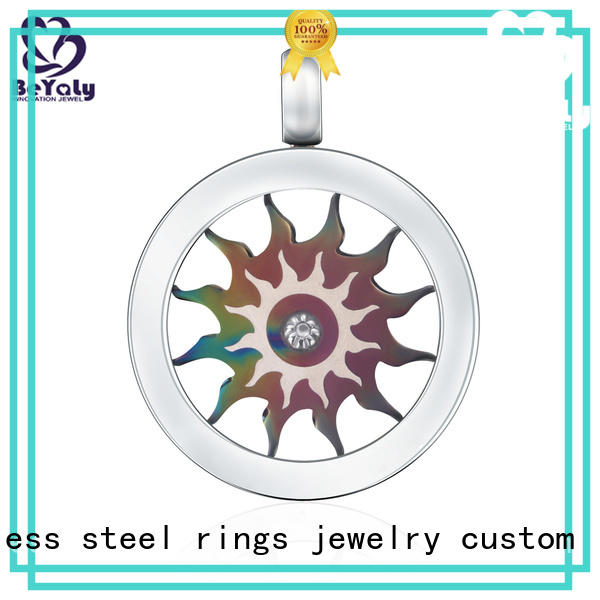 Wholesale aluminum jewelry blanks personalized factory for girls