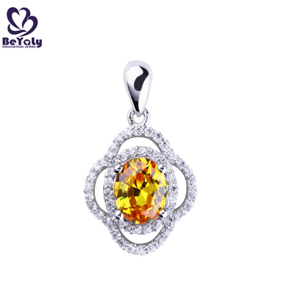 BEYALY fashion blank pendant design for ladies-3