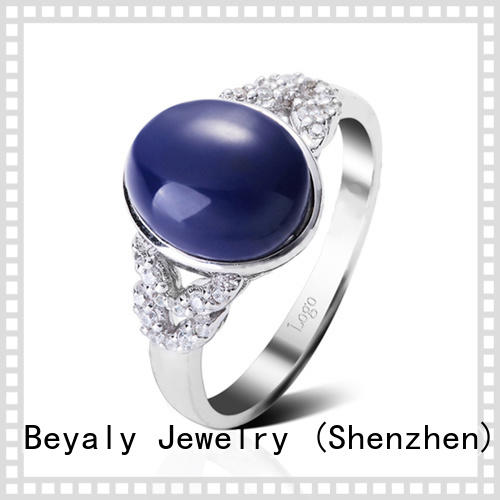 BEYALY zircon most popular ring settings company for daily life