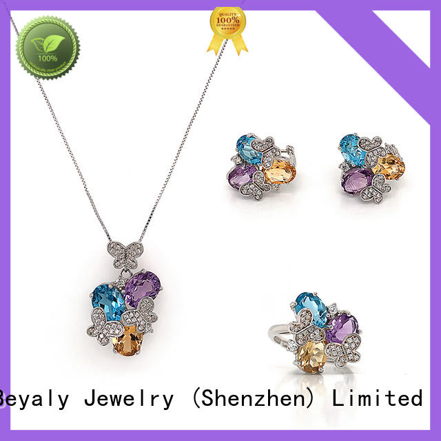BEYALY Best necklace bracelet earring sets company