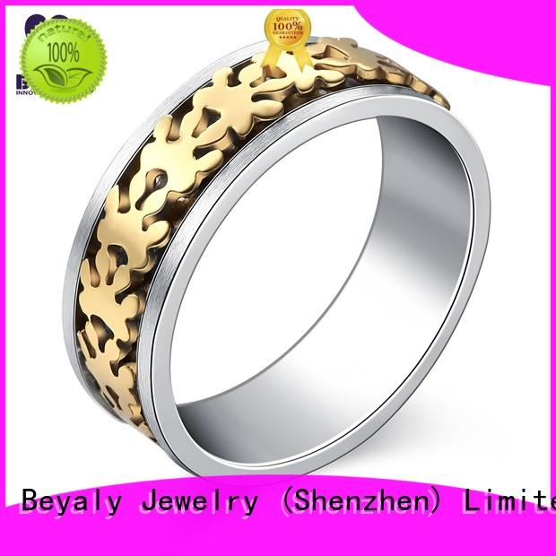 BEYALY promise most popular engagement ring designers manufacturers for men