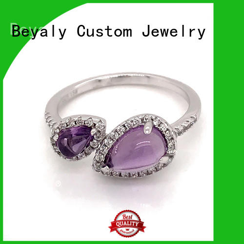 BEYALY Wholesale awesome diamond rings company for daily life