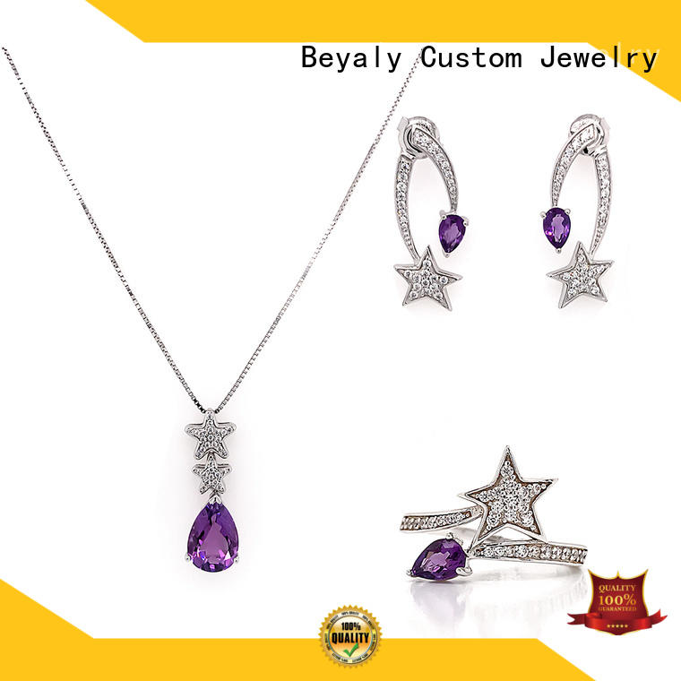BEYALY Best affordable jewelry sets for ceremony