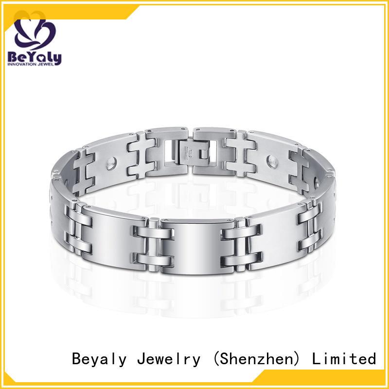 BEYALY Latest gold expandable bangle bracelet factory for anniversary celebration