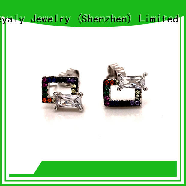 BEYALY classic stylish earrings with price Supply for business gift