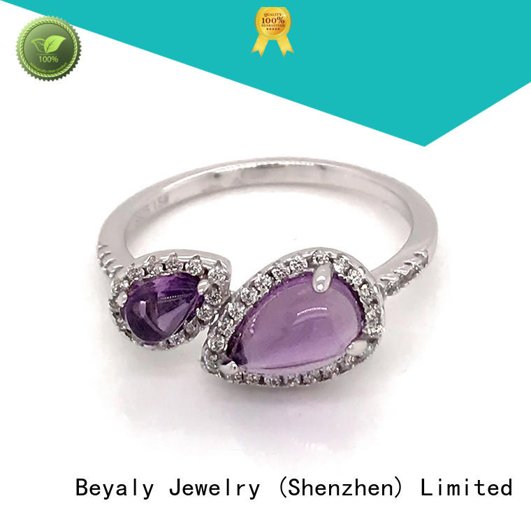BEYALY customized stone jewellery for business for women