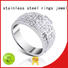 BEYALY gold platinum diamond rings sets for wedding