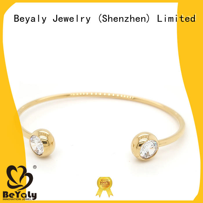 BEYALY aaa bangles and bracelets factory for ceremony
