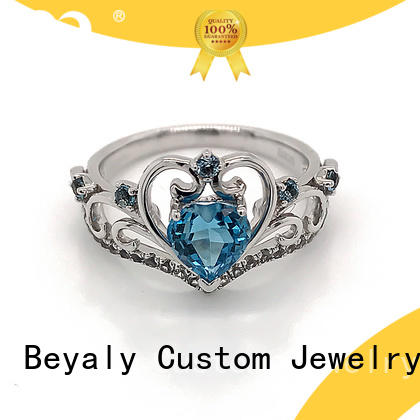 BEYALY exotic top 10 best engagement rings factory for men