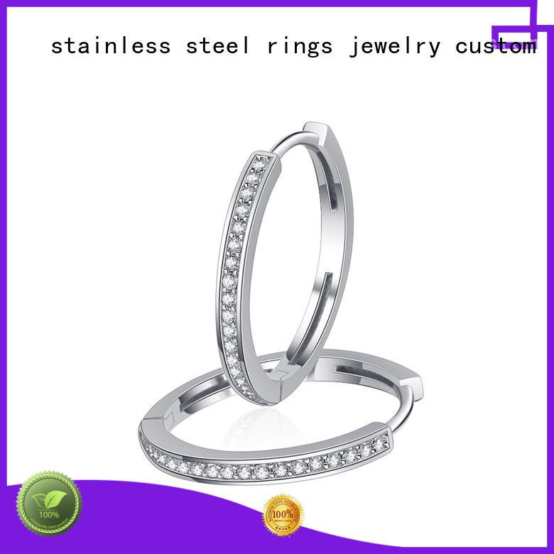 BEYALY popular zircon earring supplier for anniversary celebration