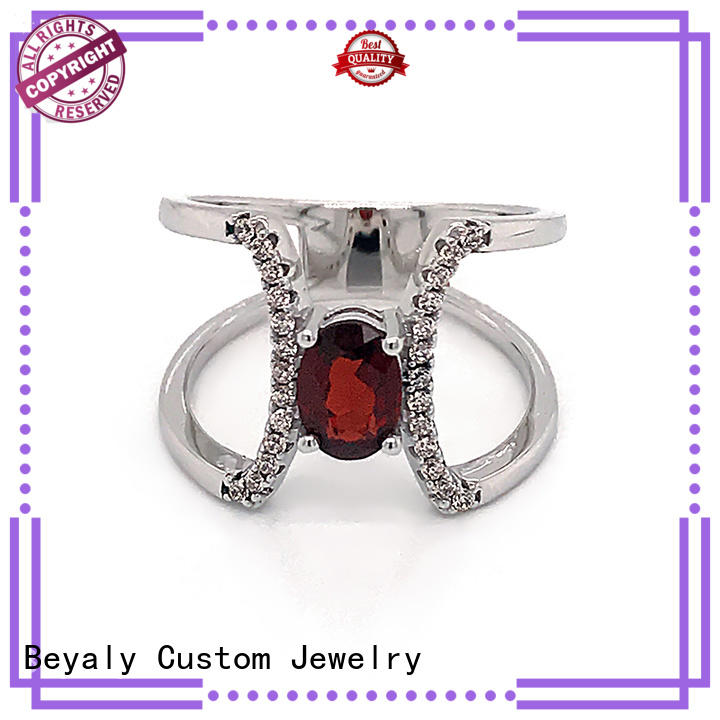 BEYALY zircon best looking rings for business for wedding