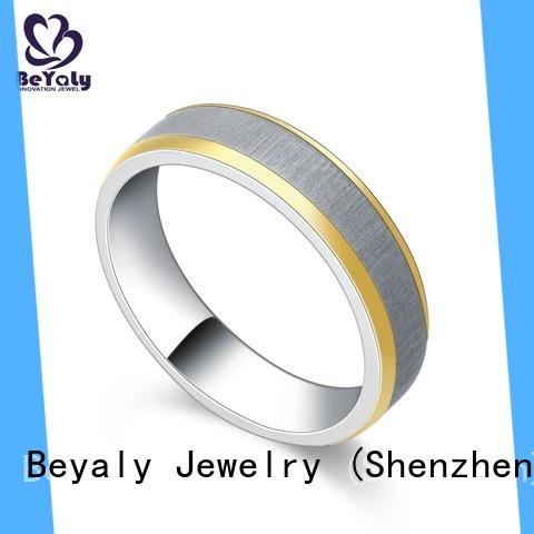 BEYALY mens popular wedding ring designs factory for women