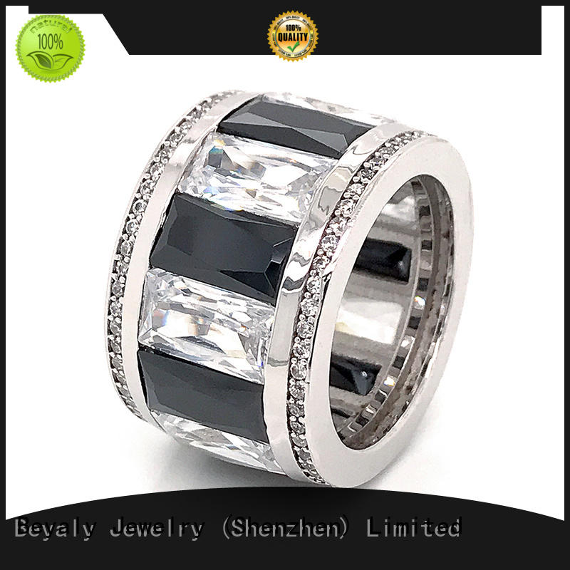 BEYALY Best platinum ring factory for daily life