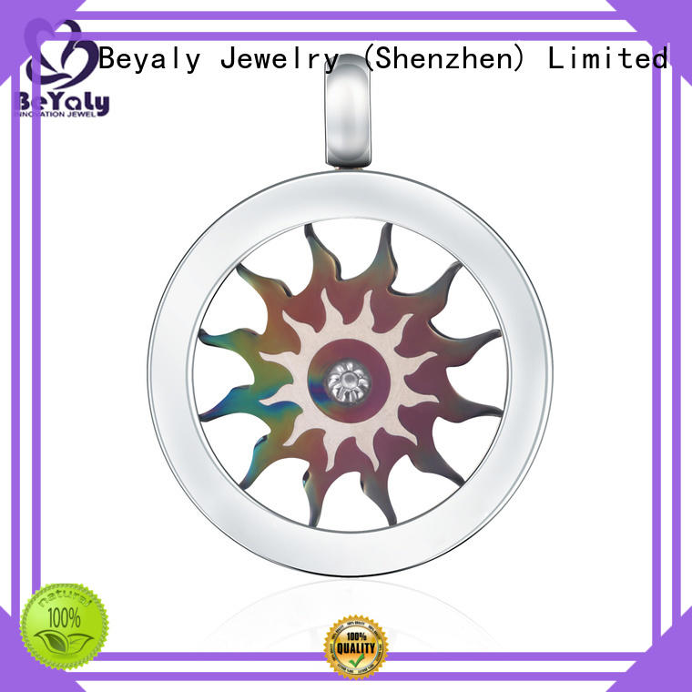 BEYALY paws blank necklace pendants manufacturer for ladies