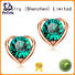 BEYALY special cz stud earrings Supply for advertising promotion