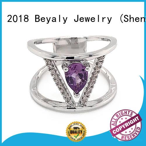 BEYALY roman stone jewellery sets for women