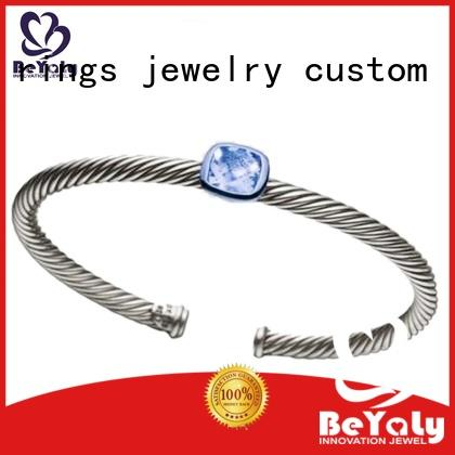 BEYALY snap cuff bangle company for advertising promotion