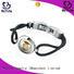 Best sterling silver cuff bracelet logo manufacturers for advertising promotion