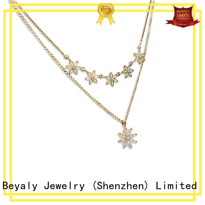 BEYALY necklace dog tag necklace company for ladies
