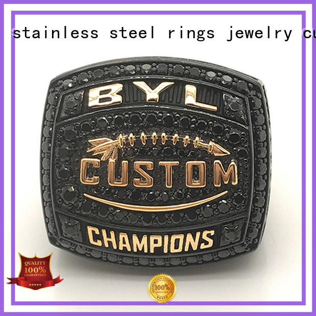 BEYALY Top custom championship rings manufacturers for athlete