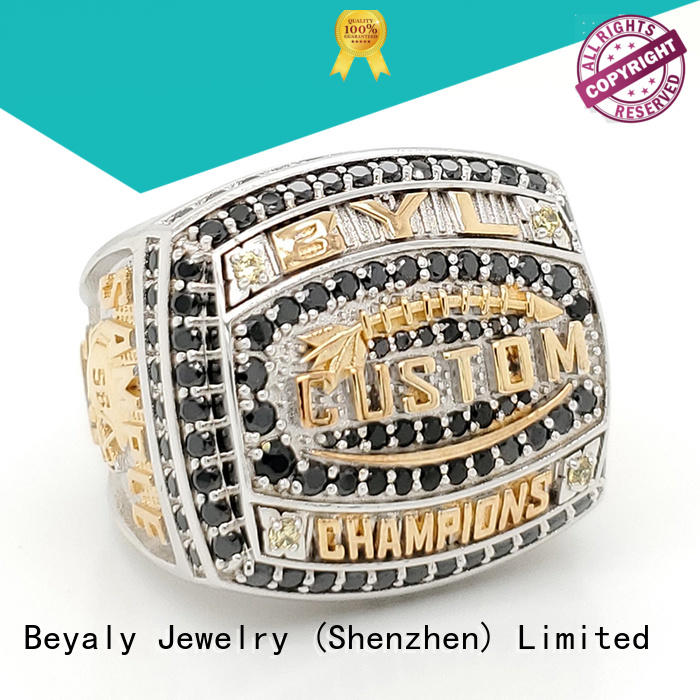 BEYALY Best championship rings factory for player
