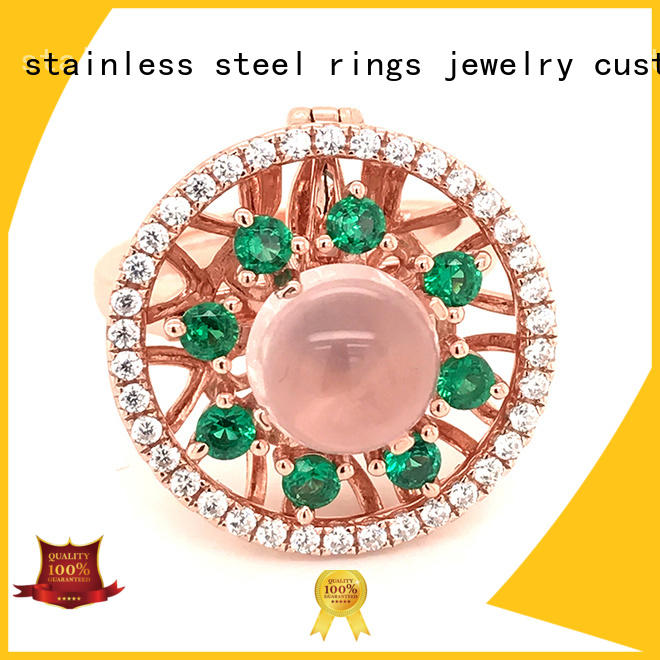 BEYALY zircon stone jewellery promotion for women