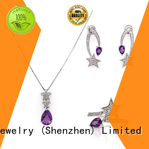 Wholesale girls jewellery set