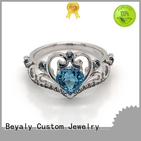 diamond popular ring settings ring Supply for men
