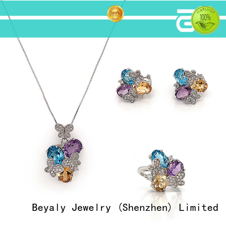 BEYALY fashion jewellery sets with price for business