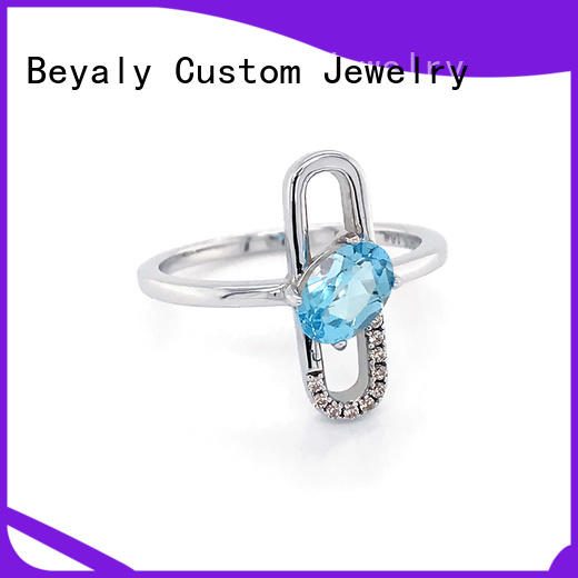 High-quality best selling wedding rings plated for business for women