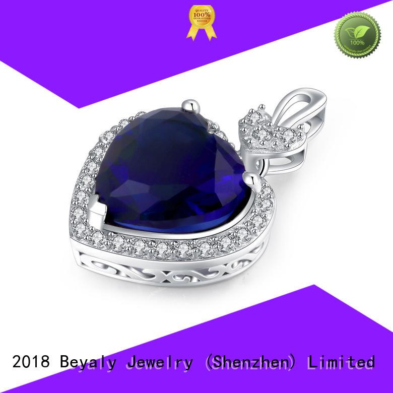 BEYALY custom jewelry blank design for wife